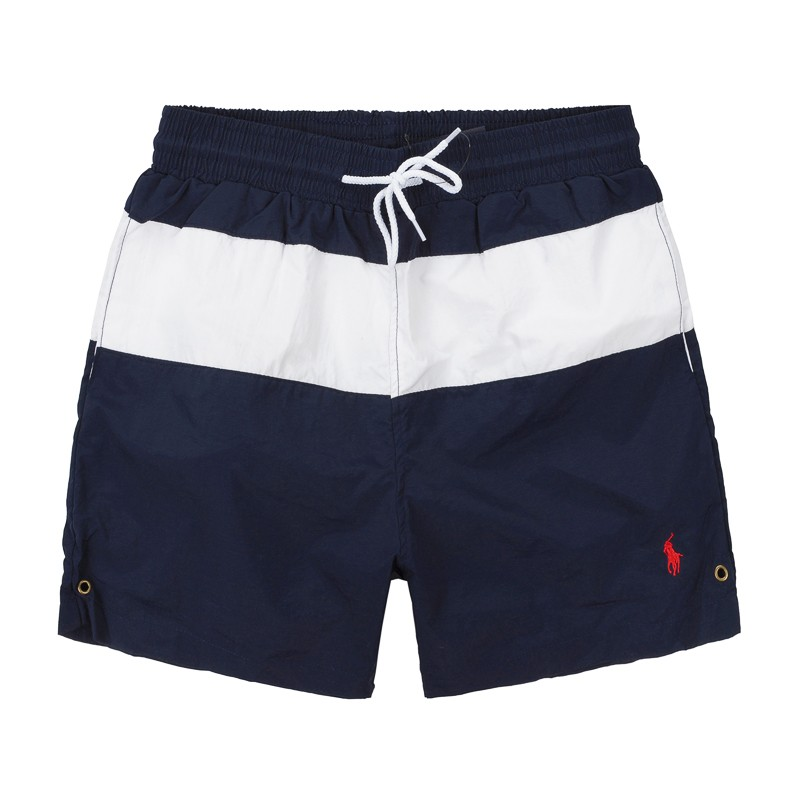2013 polo ralph lauren shorts hommes new style polo poney bleu blanc plpo 7080. Black Bedroom Furniture Sets. Home Design Ideas