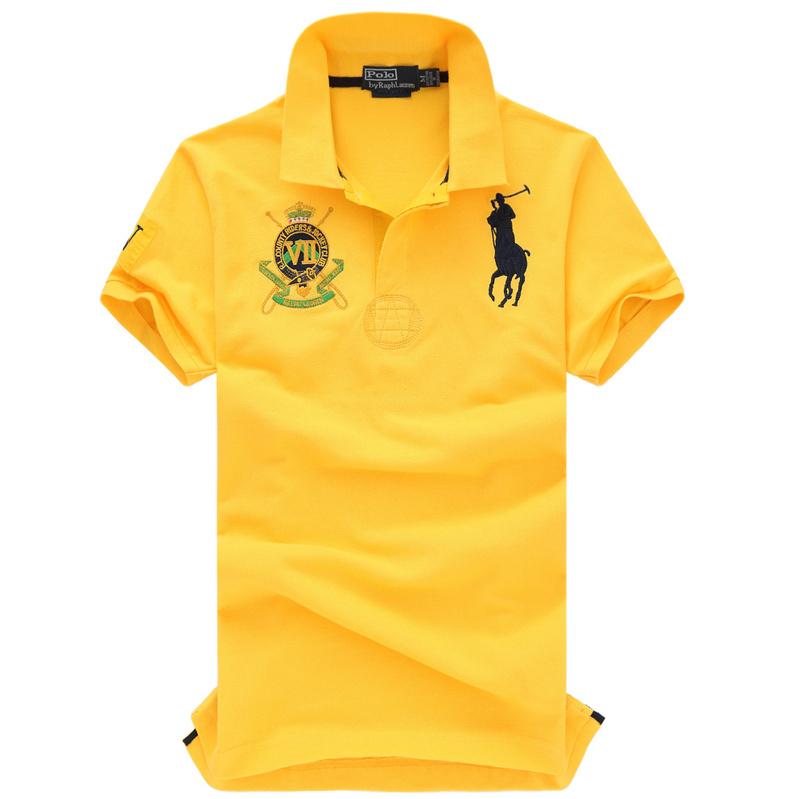 2014 ralph lauren t shirt polo ville logo homme populaire for Ralph lauren logo shirt