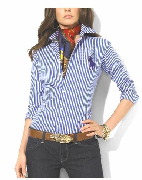 polo ralph lauren femme chemise 553a2902d12