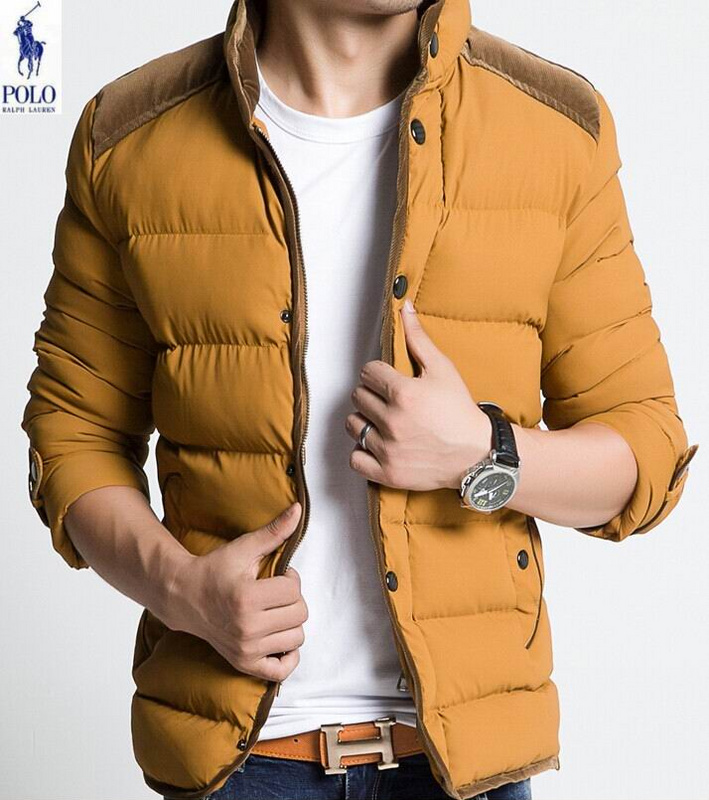 66.00EUR, ralph lauren hommes manteau 2014 modeles cotee discount polo  chaud jaune 719255d7b89