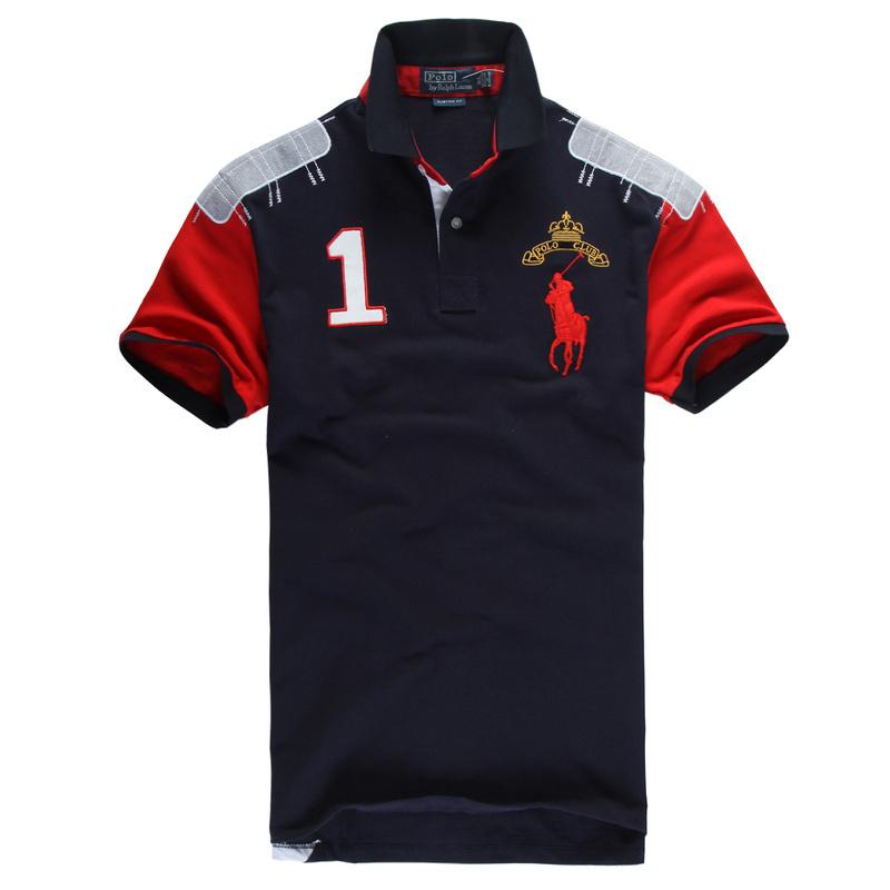 T shirt polo ralph lauren for Ralph lauren polo club shirts
