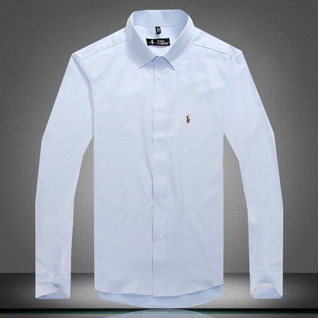 fc0510c8dcf ... Ralph Lauren chemise diffusion homme marque poney mode 1324 Bleu