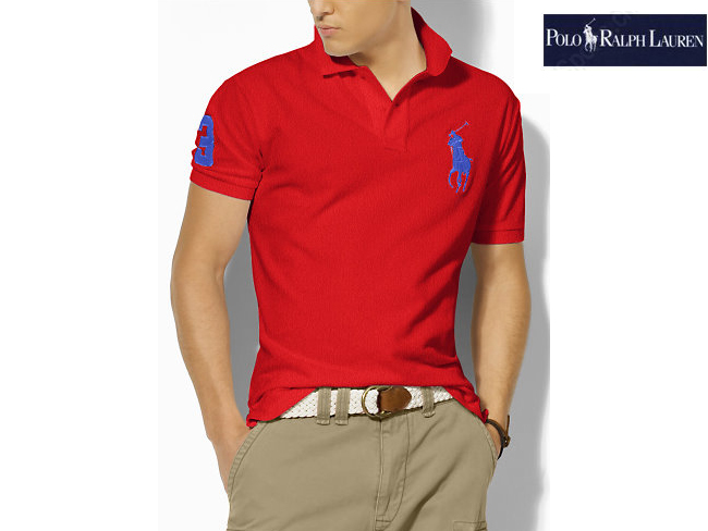 polo ralph lauren hommes pas cher tee shirt mode rouge. Black Bedroom Furniture Sets. Home Design Ideas