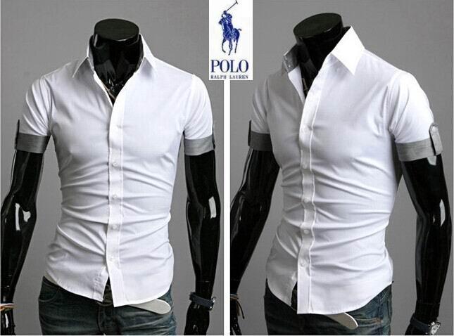 40.00EUR, ralph lauren hommes 2014 chemises mode classique sauvage  promotions 113 blanc