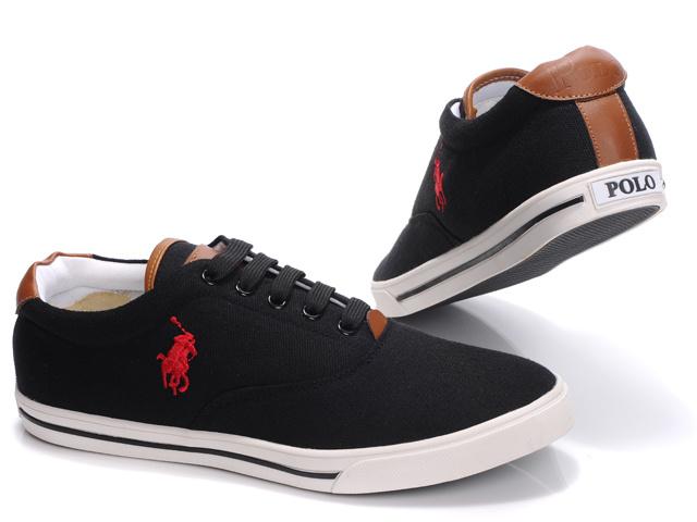5c70c960921 chaussures polo paris ralph lauren homme pairs noir