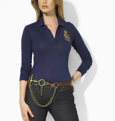 28.00EUR, tee shirt polo ralph lauren manche longue femmes couronne hot,polo  ralph lauren france 8e5369fe086